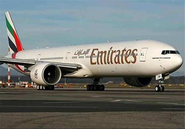 حبس چهارساعته مسافران پرواز دبی-تهران در هواپیما