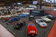 پاریس، میزبان بزرگترین رویداد خودروهای کلاسیک