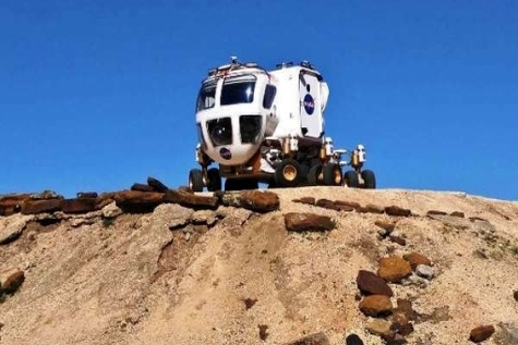 این خودرو احتمالا به مریخ می رود
