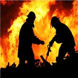 نجات جان ۲۷ نفر در حادثه آتشسوزی یک ساختمان مسکونی در تهران