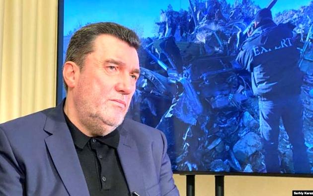 اوکراین: دلیل سقوط هواپیما از اول معلوم بود