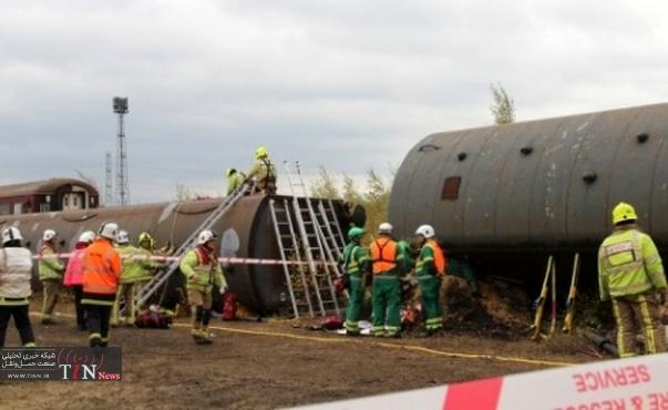 DB Cargo UK stages multi - agency training exercise