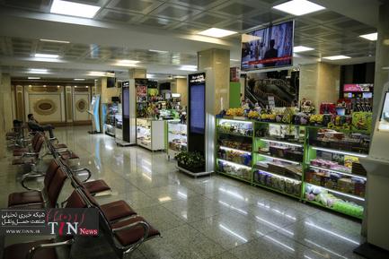 فرودگاه بینالمللی مهرآباد