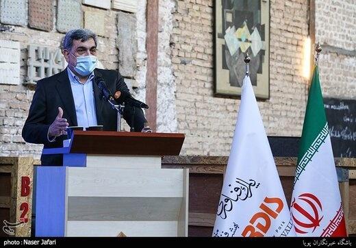 اولین قطار «ساخت ایران» متروی تهران تا پایان سال به راه میافتد