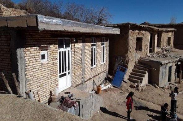 ساخت ۱۱۰ هزار واحد مسکونی روستایی تا پایان امسال
