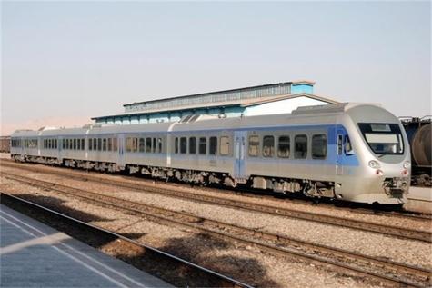 تجلی رویکرد افزایش بهره وری در قطار حومه ای تهران- پرند