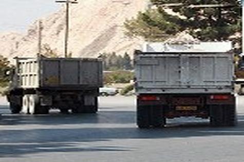 سوخت کامیونهای کرمانشاه بر اساس عملکرد اختصاص مییابد