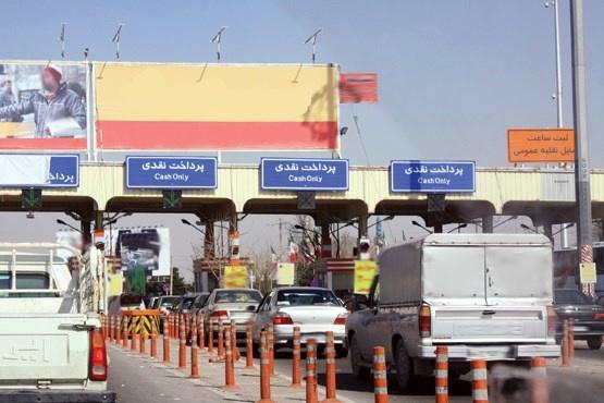 عوارض 5 هزار تومانی برای مسیر 25 کیلومتری!/ مسافران با آزادراه مرزن آباد – چالوس قهر کردهاند!