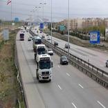 ثبت بیش از پنج میلیون تردد وسایل نقلیه در ایام اربعین