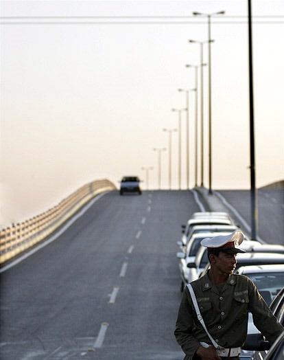 پل کمربندی شادگان به مدت یک ماه مسدود میشود