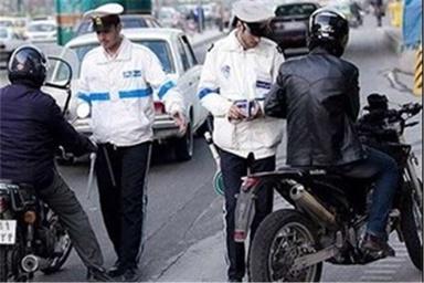 برخورد جدی پلیس راهور پایتخت با تخلفات بزرگراهی