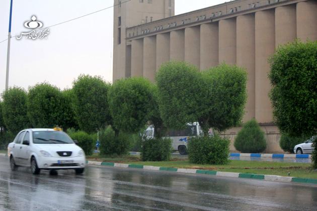 خوزستان باران آمد؛ 1500 نفر کارشان به بیمارستان کشید