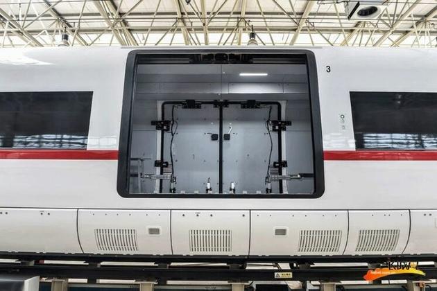 قطار باری چین با ۳۵۰ کیلومتر سرعت آغاز بکار کرد