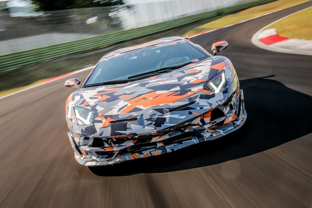 The Top 10 Fastest Production Cars in the World in 2019