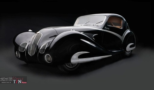 Sculpted in Steel: An artful construction of automobiles