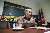 بازدید رئیس هیات مدیره شرکت راهآهن شهری تهران از تیننیوز
