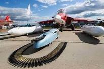 پرواز پرندههای شرقی در آسمان روسیه