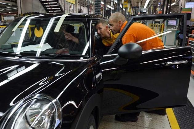 آمار تولید خودرو در انگلیس براثر برگزیت نصف ش