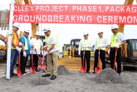 Philippines' DPWH starts CLLEX Rio Chico Bridge section works