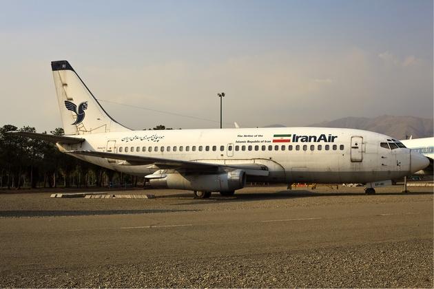 آغاز رسمی فعالیت ایرانایر در فرودگاه پیام