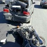 حرکت با دنده عقب پراید یک کشته و ۳ مجروح به دنبال داشت