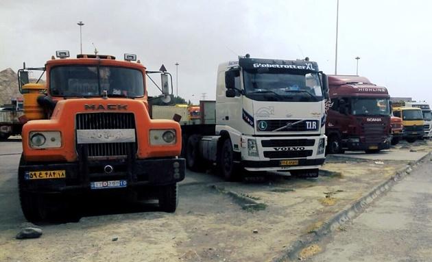 نارضایتی از قیمت کامیون/مسئولیتی نداریم