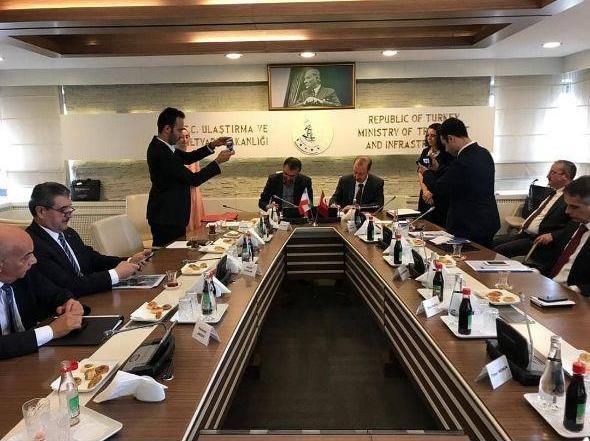اطلاعرسانی آدمنژاد از نتیجه جلسه حملونقلی ایران و ترکیه