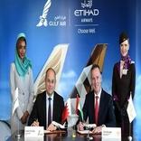 Etihad, Gulf Air widen cooperation agreement