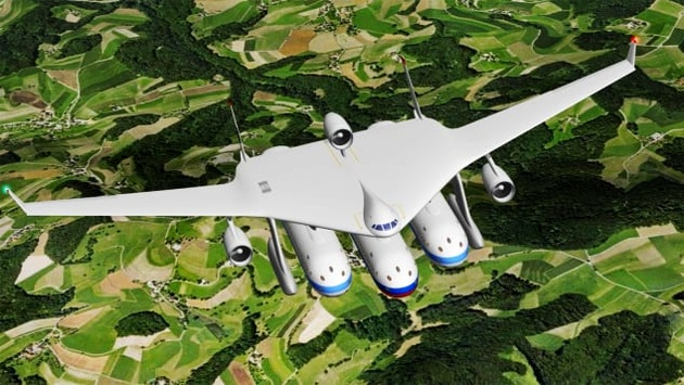 How pod planes could change travel forever