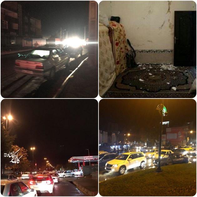 اخبار لحظهبهلحظه زلزله 6/4 ریشتری استان کرمانشاه/210 مصدوم تاکنون؛ بدون فوتی