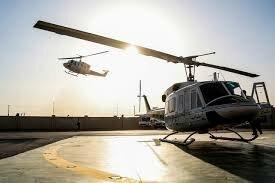 نیاز تهران به ۵۴ پد بالگرد اورژانس