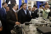 سومین نمایشگاه بینالمللی حملونقل و صنایع وابسته