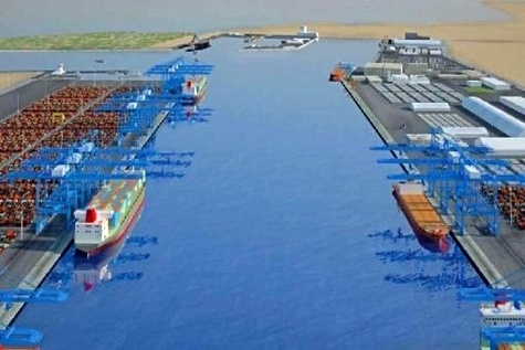 Hamad Port cuts waiting time for ships at Doha Port
