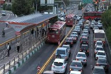 چهارشنبهها روز پرترافیک تهران