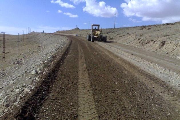 دو هزار کیلومتر به راههای روستایی کشور افزوده میشود