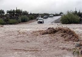 درگیرشدن ۲۰۰ شهر و سرریزی سد ۳ استان نتیجه بارندگی فروردین