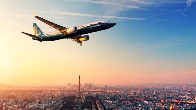 Boeing Launches 737 MAX 10