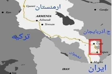 آیا  ایران در ساخت جاده تاتو در ارمنستان مشارکت می کند؟