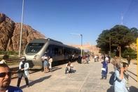 برنامه رجا برای توسعه خطوط گردشگری ریلی