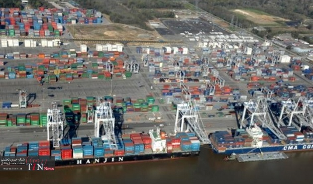 Container Traffic of Port of Busan Dropping at a Rapid Pace