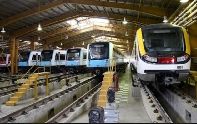 خبر تازه حناچی از تامین قطعات 70واگن مترو تهران