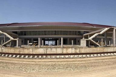 ایستگاههای راهآهن در مراکز استانها تا شهریور آماده بهرهبرداری است
