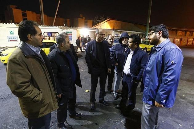 در بازدید شبانه شهردار شب تهران چه گذشت؟