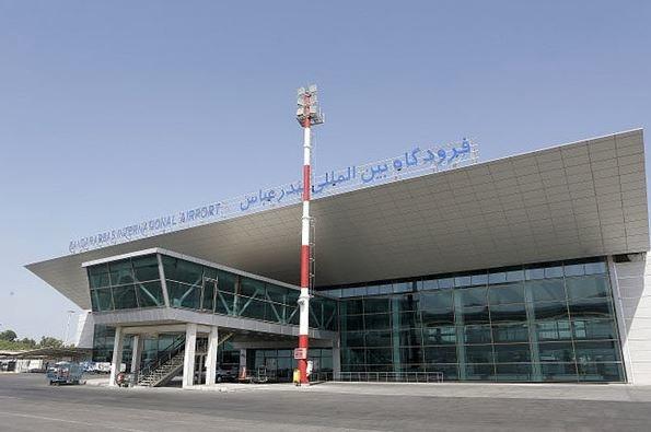 پایان بهسازی ترمینال دو فرودگاه بندرعباس