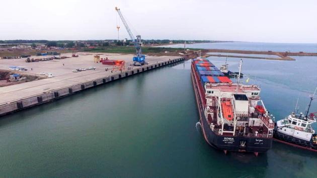 رشد ۱۰۰ درصدی صادرات از طریق بندر چابهار در فروردین امسال