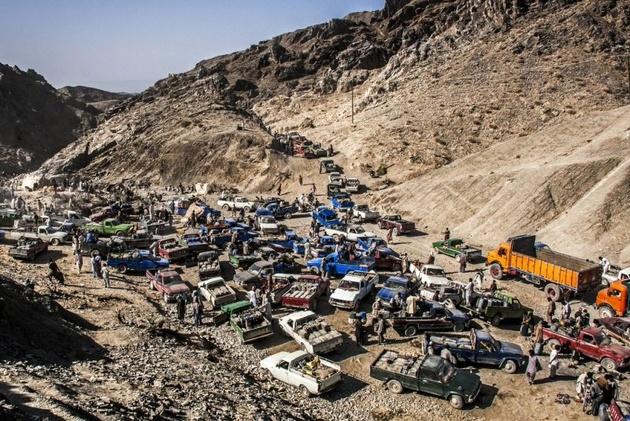قاچاق بنزین در مناطق مرزی با 10 برابر قیمت