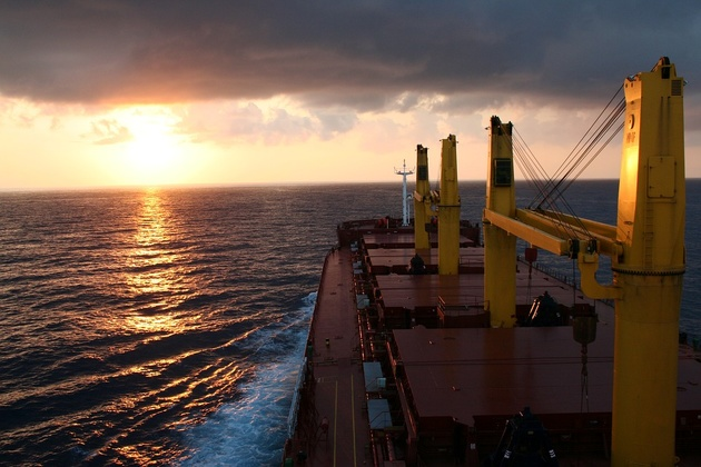 Fednav Takes Delivery of Its 60th Owned Bulker