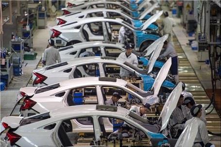 تاثیر تعرفهها بر صادرات خودروی چین