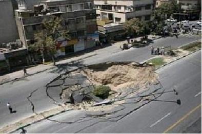فرونشست؛ زیر پوست شهر اصفهان