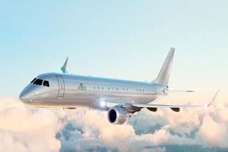 نگاهی به درون هواپیمای خصوصی ۸۳ میلیون دلاری
